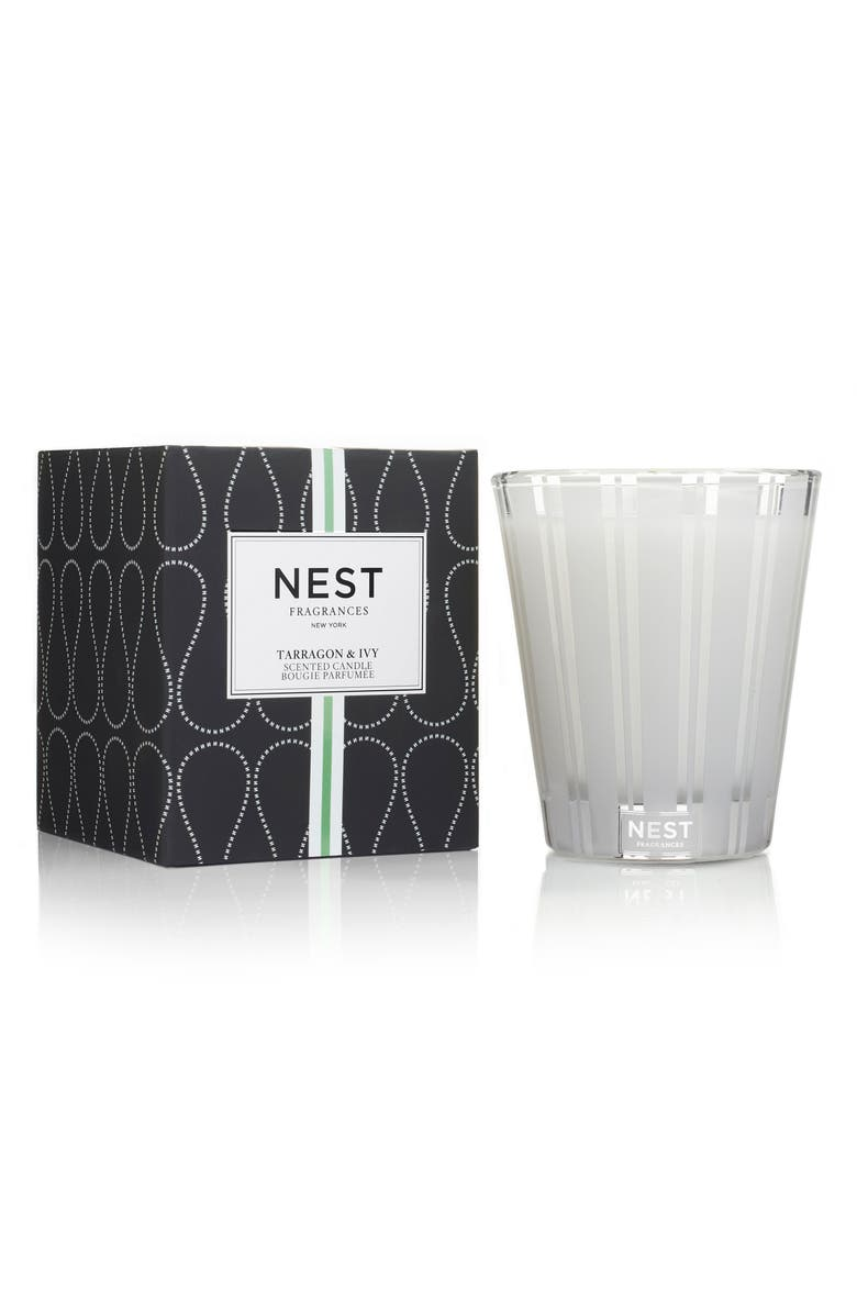 NEST FRAGRANCES Tarragon & Ivy Classic Candle, Main, color, NO COLOR
