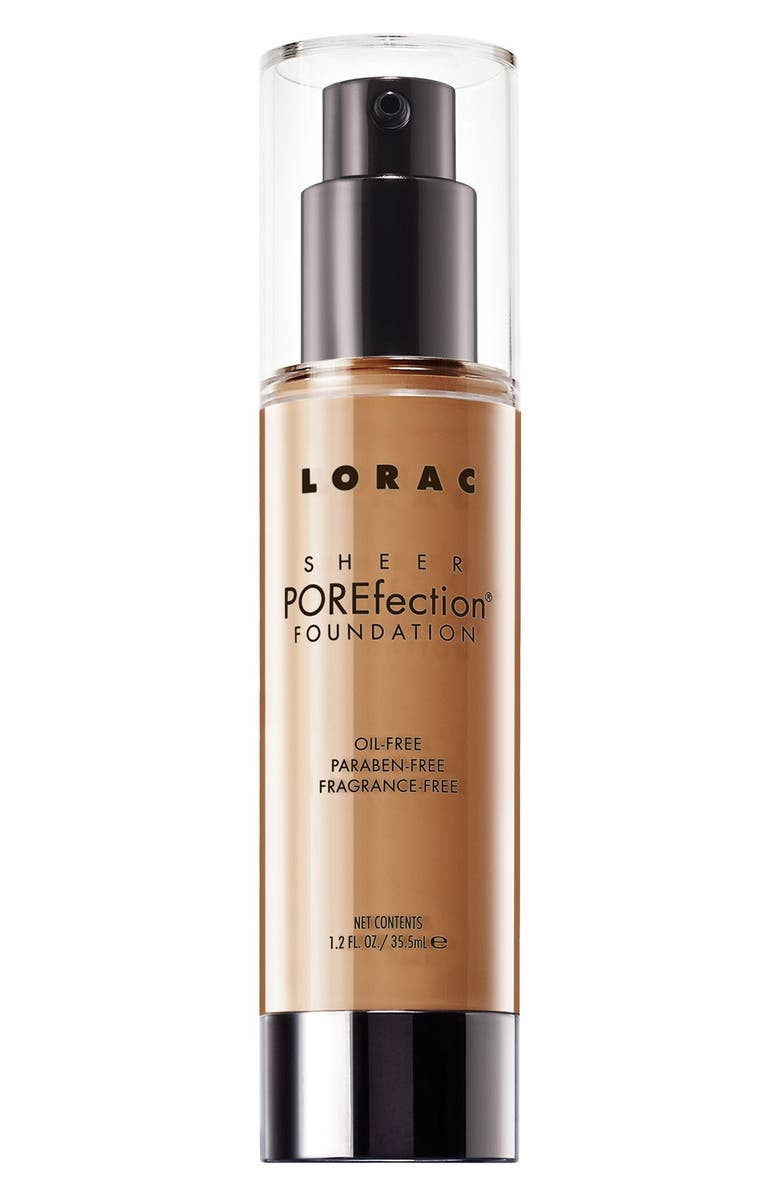 LORAC 'Sheer POREfection<sup>®</sup>' Foundation, Main, color, 200