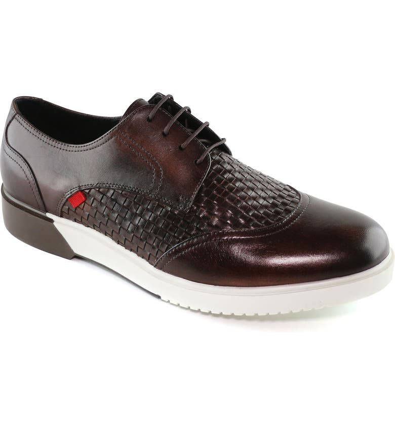 MARC JOSEPH NEW YORK Bridge Street Woven Sneaker, Main, color, 208