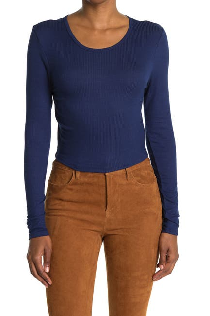 Image of Abound Long Sleeve Cropped Tee