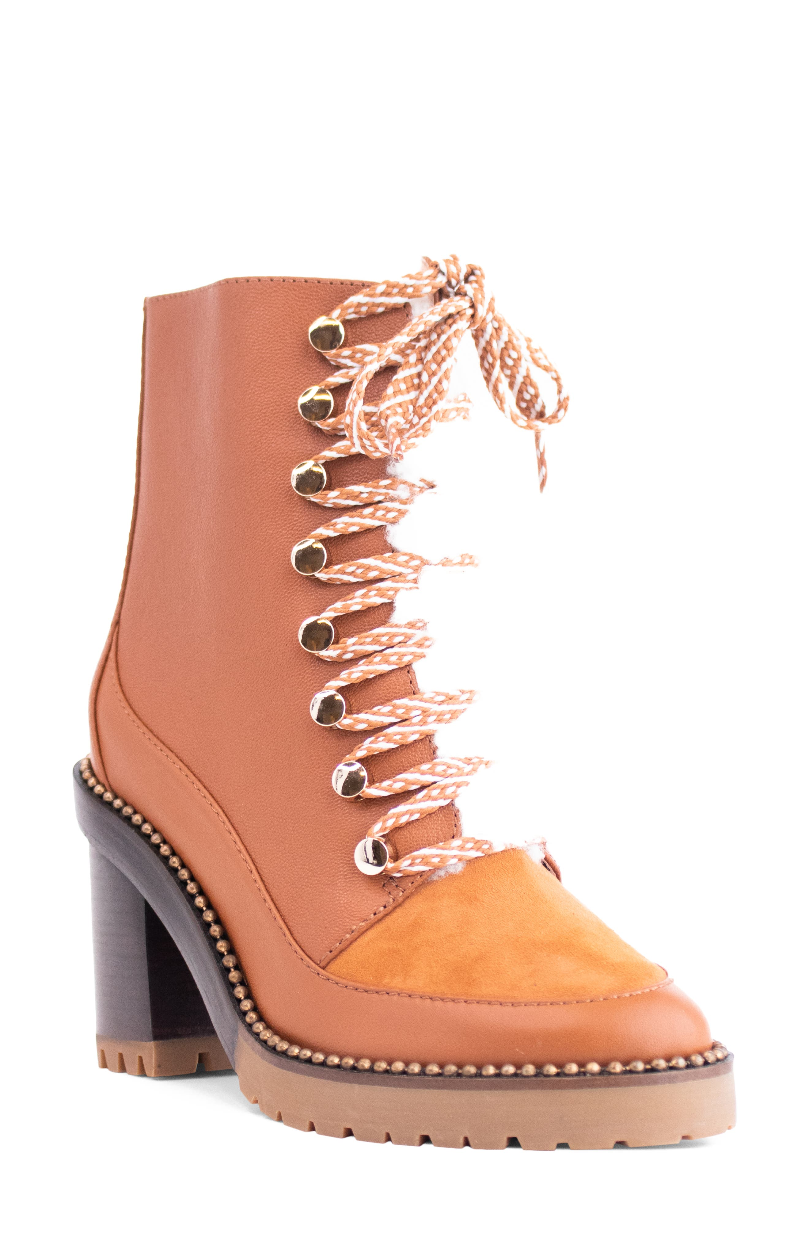 Tia Lace-Up Boot