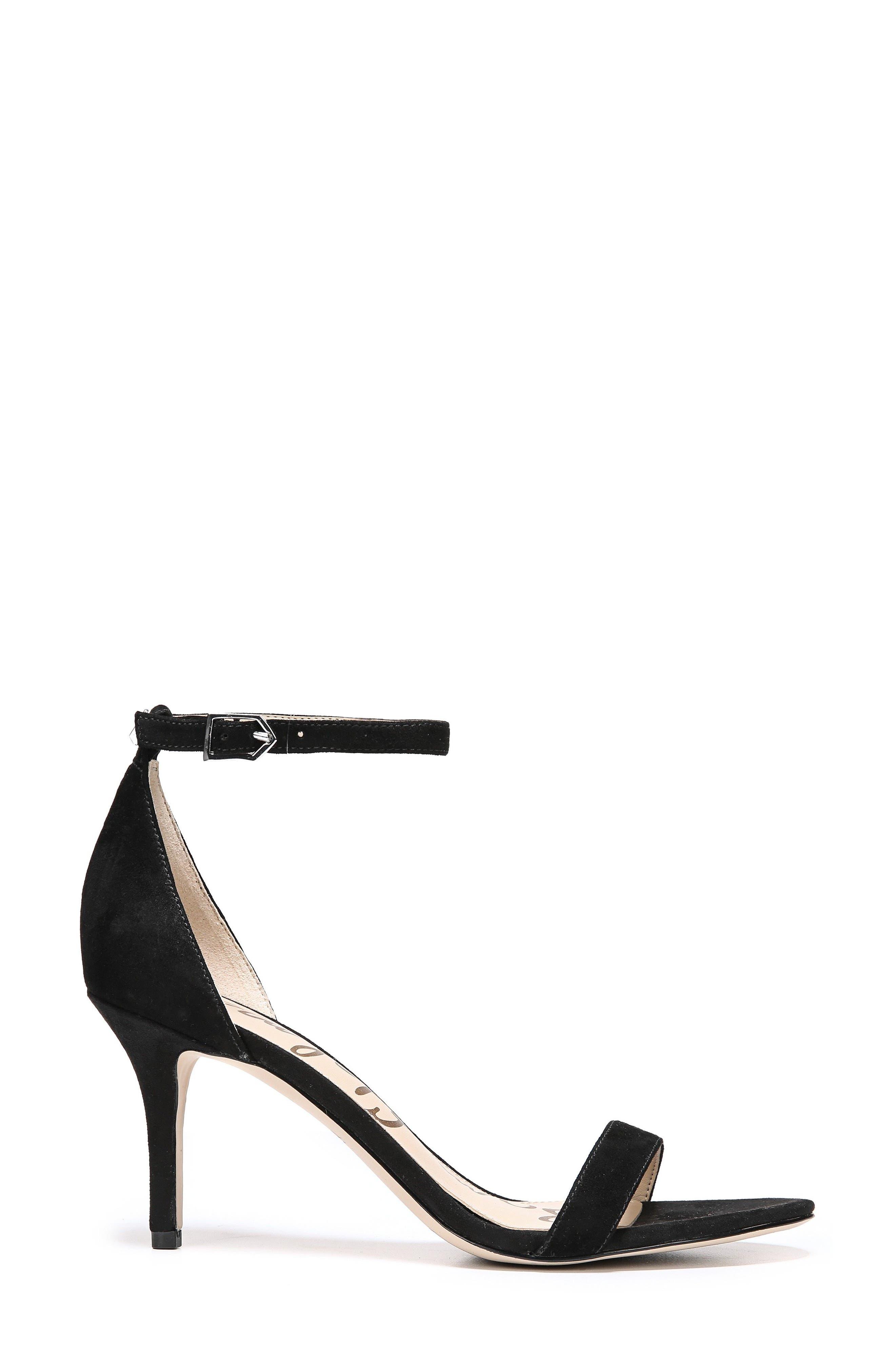 ,                             'Patti' Ankle Strap Sandal,                             Alternate thumbnail 152, color,                             005