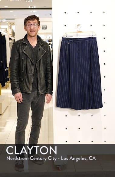 Pinstripe Gaucho Pants, sales video thumbnail