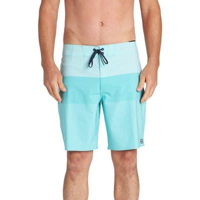 Billabong Tribong Airlite Board Shorts, Blue