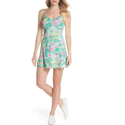 Lilly Pulitzer Adelia Upf 50+ Tennis Dress