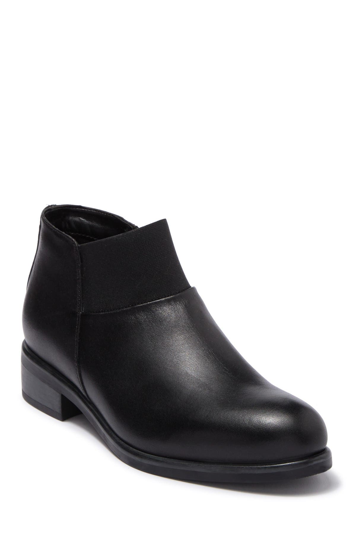 Image of Italian Shoemakers Beatrice Leather Ankle Bootie
