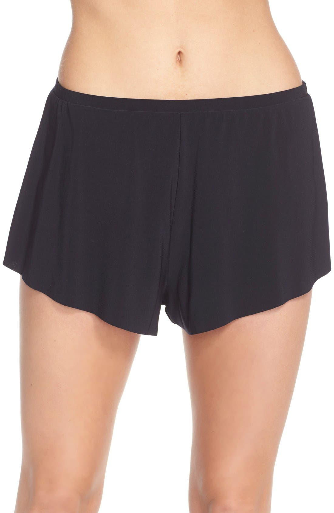 Magicsuit Swim Shorts, Black