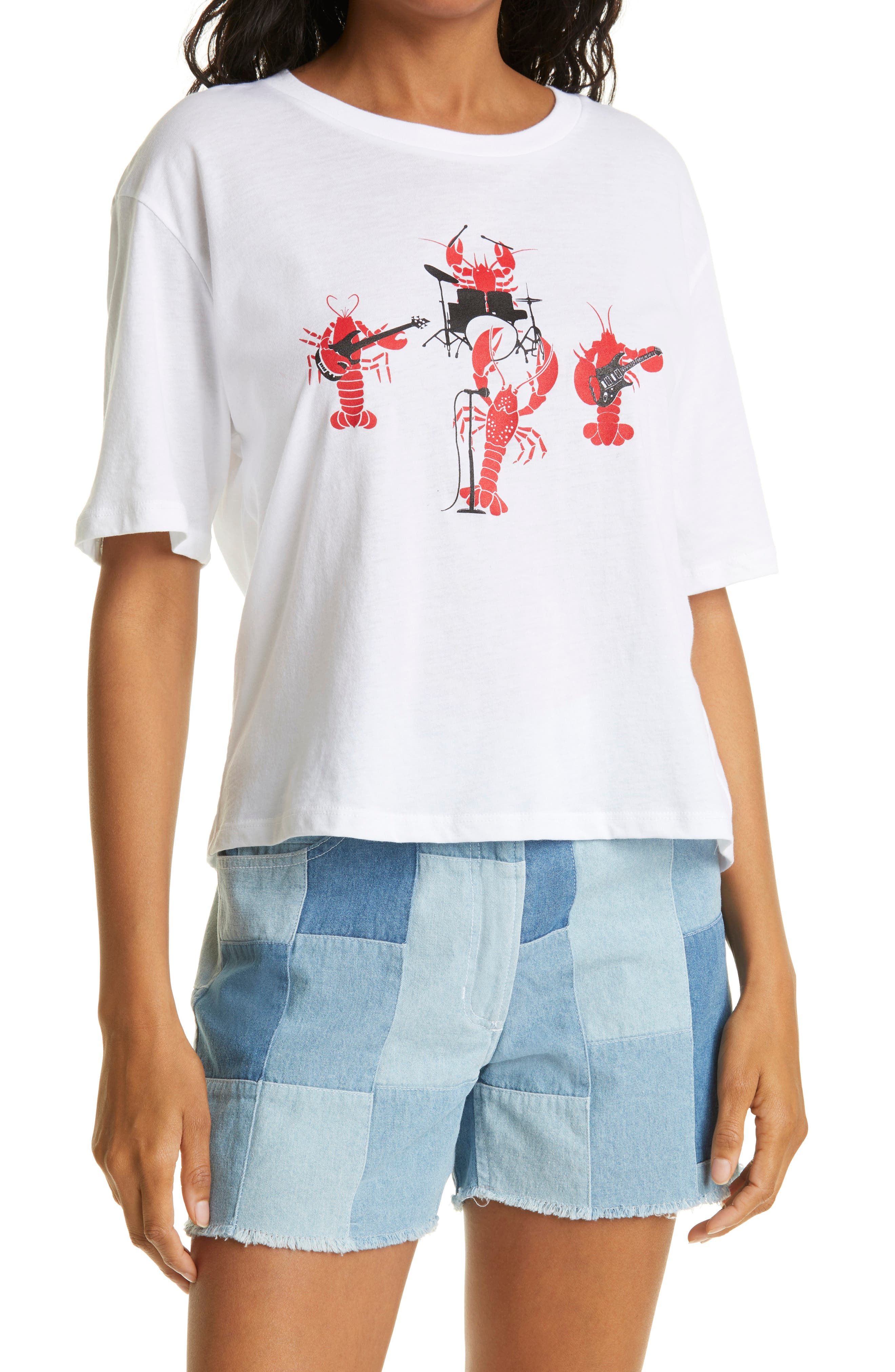 Rock Lobster Graphic Tee