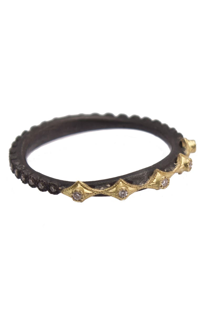 ARMENTA Old World Multi Crivelli Stack Ring, Main, color, GOLD