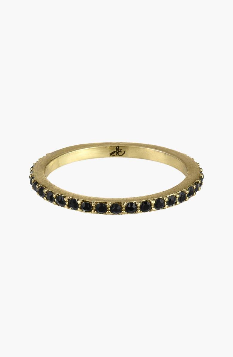 SAM EDELMAN Crystal Ring, Main, color, 001