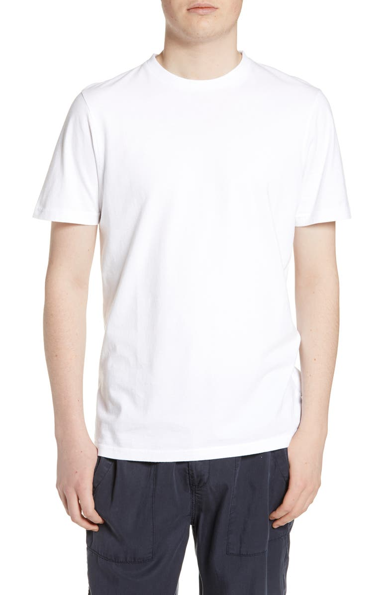 WAX LONDON Reid T-Shirt, Main, color, WHITE
