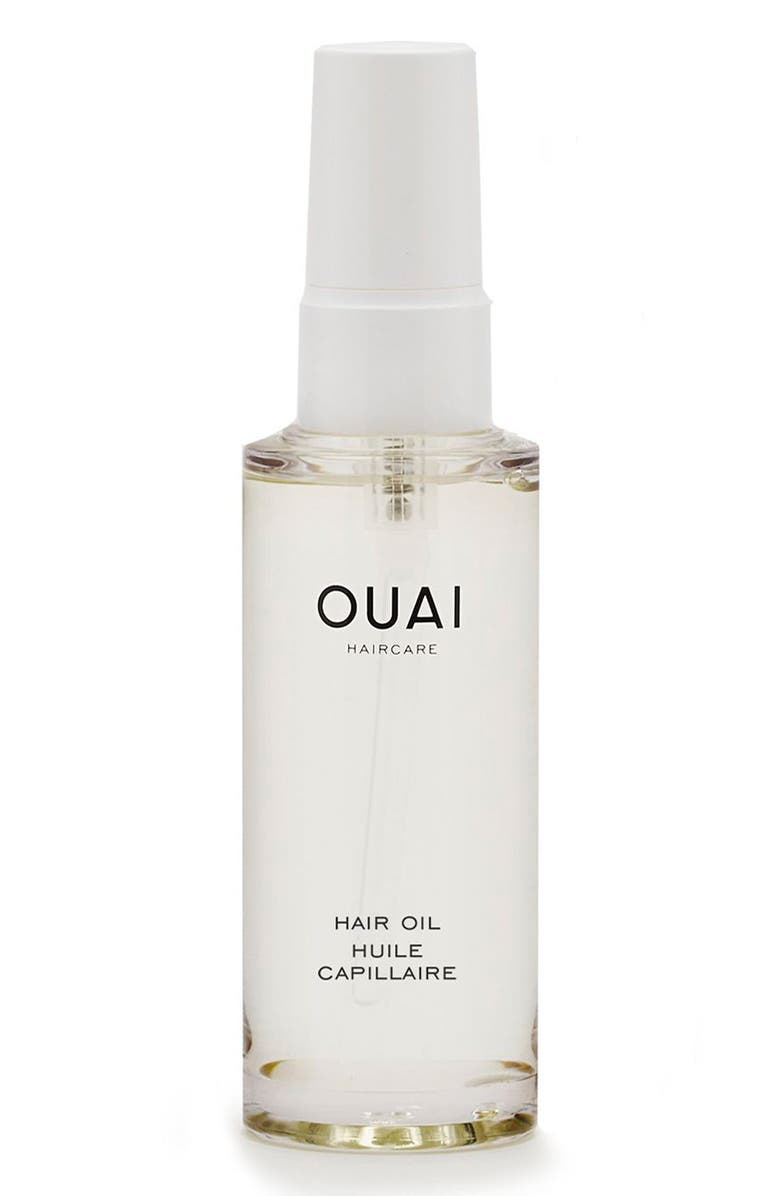 OUAI Hair Oil, Main, color, NO COLOR
