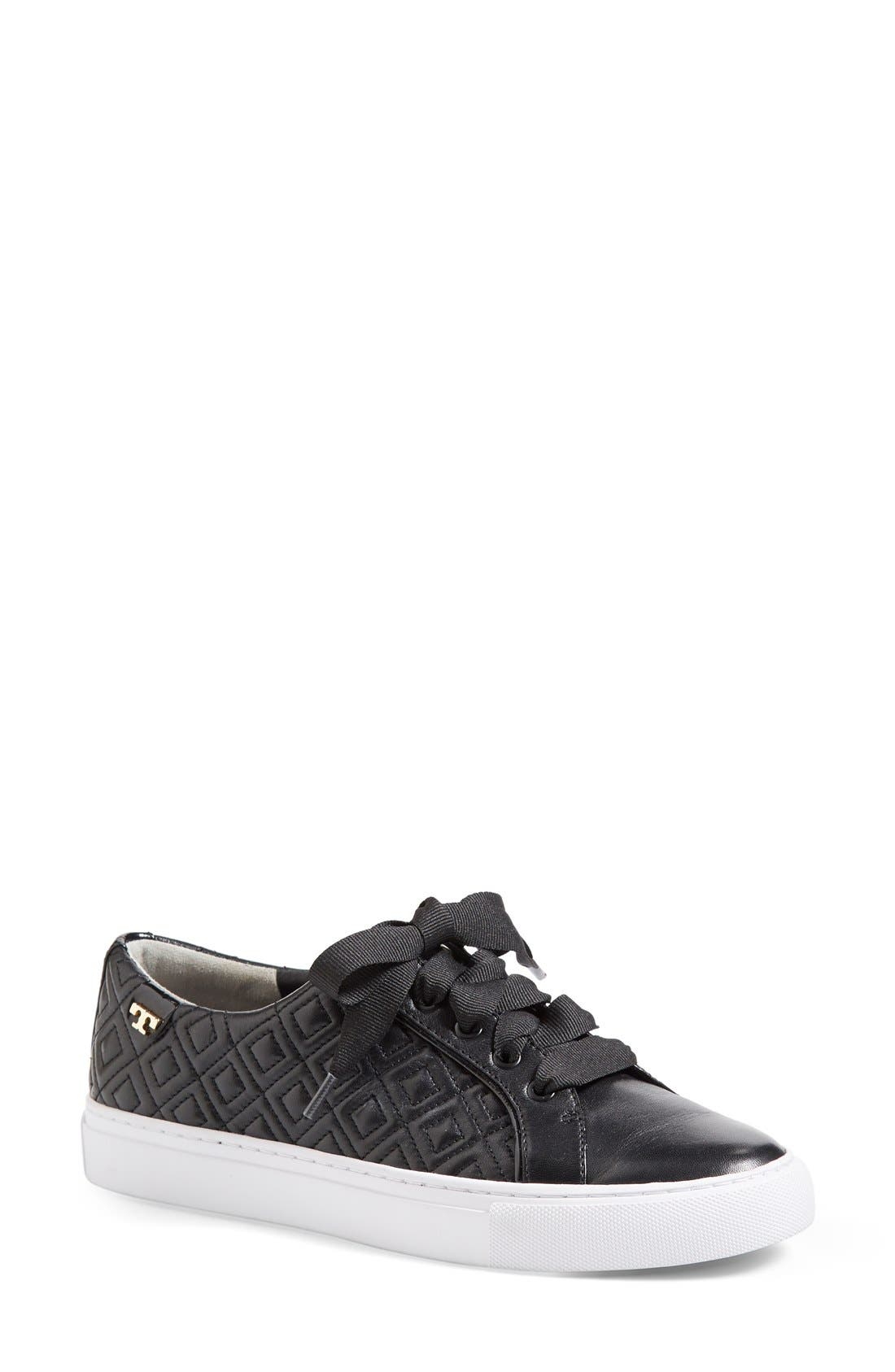 Tory Burch 'Marion' Quilted Sneaker