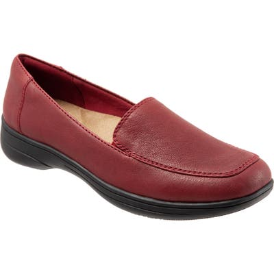 Trotters Jacob Loafer, Red