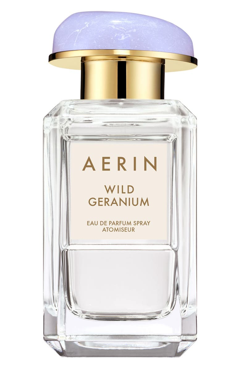 ESTÉE LAUDER AERIN Beauty Wild Geranium Eau de Parfum, Main, color, NO COLOR