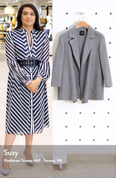 Clairene Wool Blend Jacket, sales video thumbnail