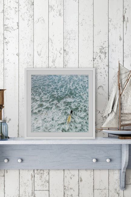 Image of Marmont Hill Inc. Choppy Waters Wall Art