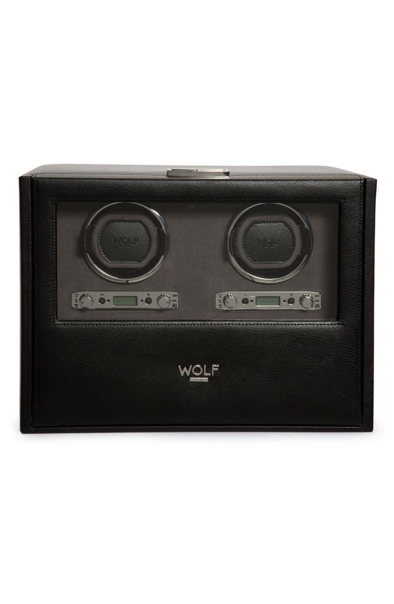 Blake Double Watch Winder Box