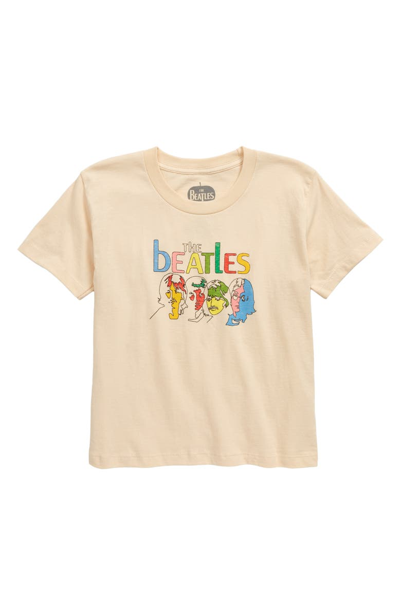 JEM The Beatles Graphic Tee, Main, color, 250