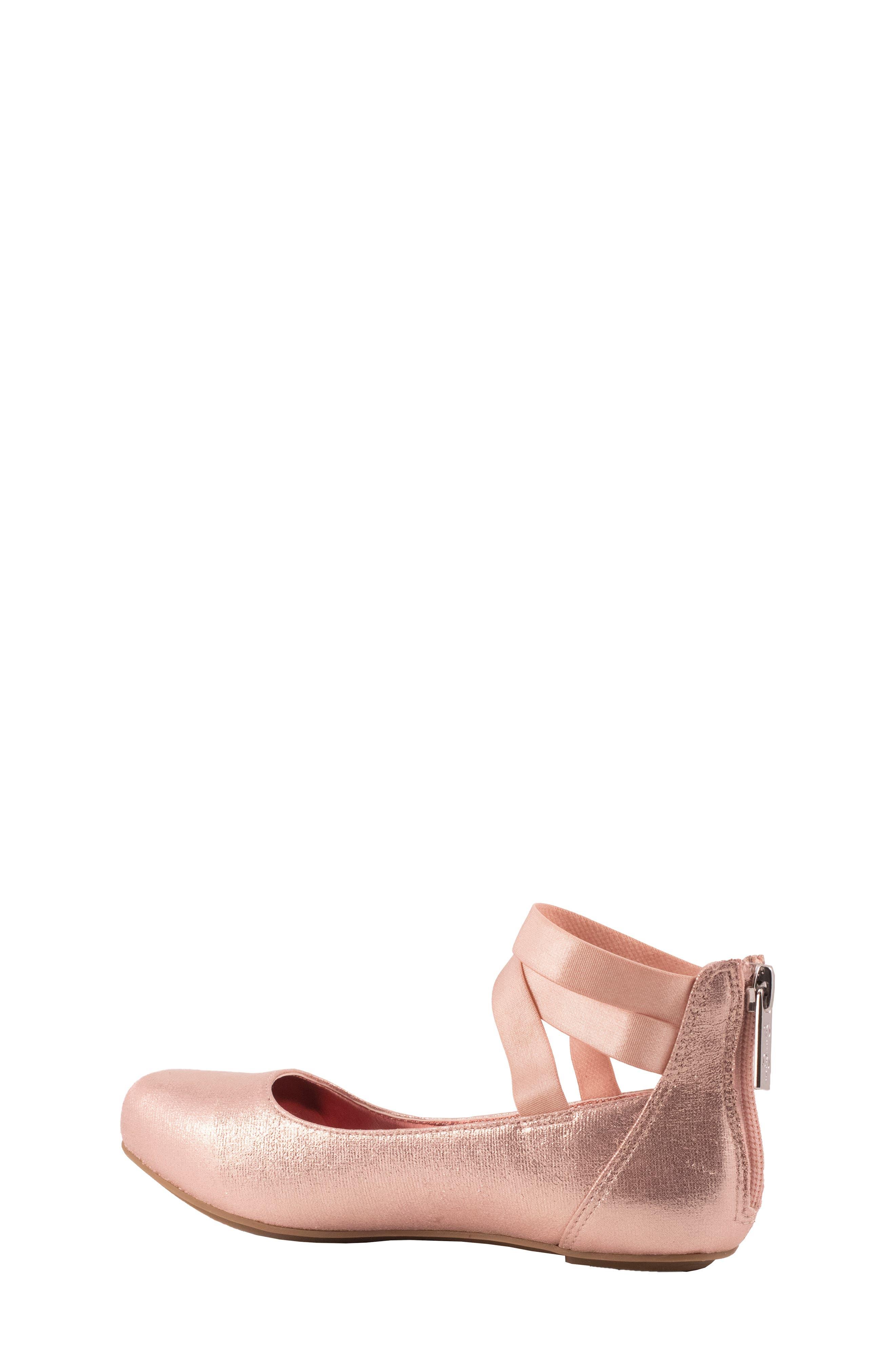 ,                             Hedley Ballet Flat,                             Alternate thumbnail 2, color,                             BLUSH