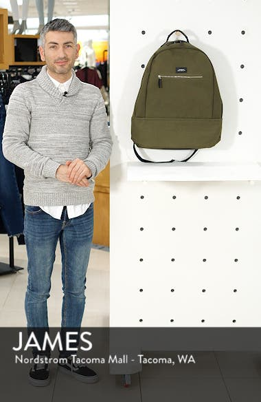 Hannes Water Repellent Backpack, sales video thumbnail
