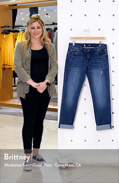 Catherine Distressed Boyfriend Jeans, sales video thumbnail