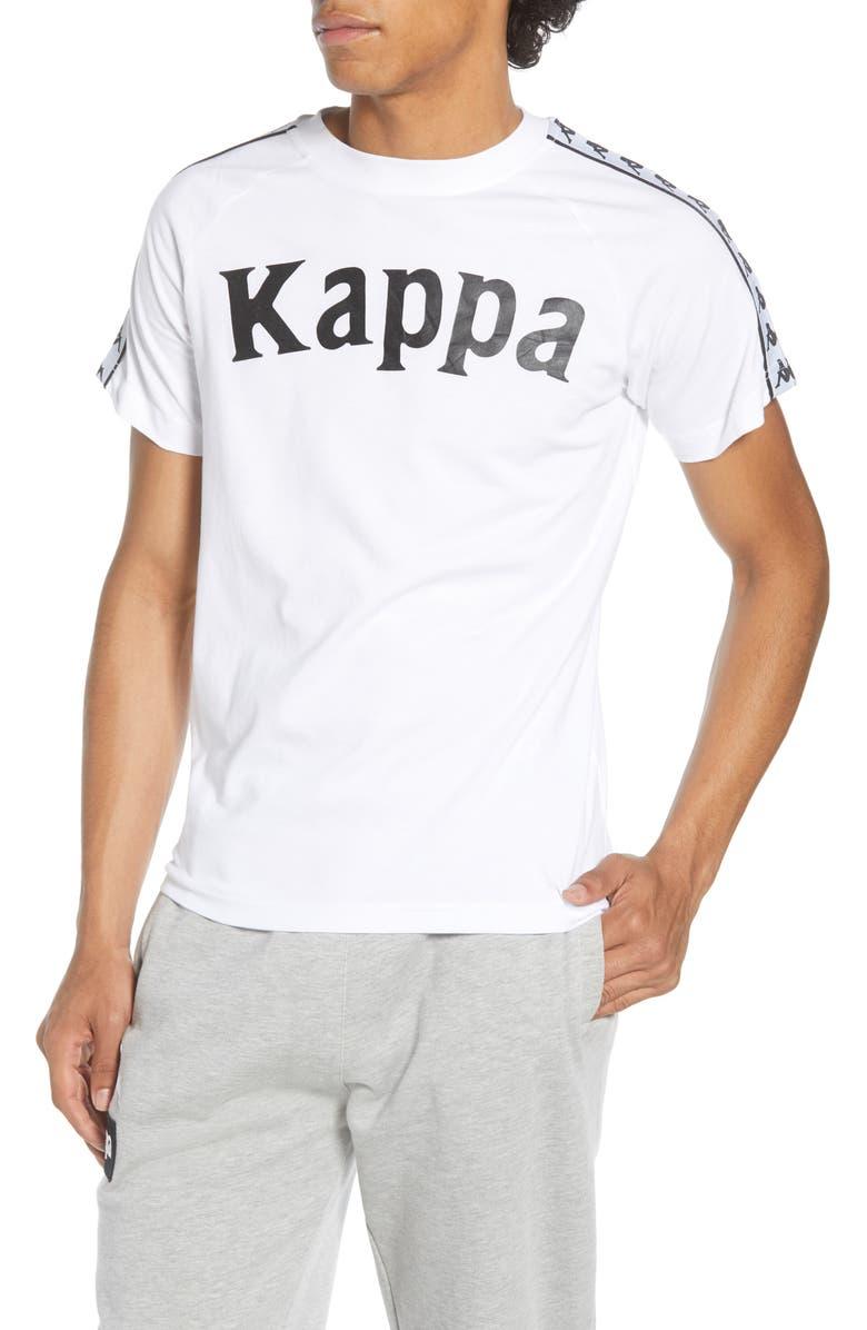 KAPPA Active Banda Balima Cotton Crewneck T-Shirt, Main, color, 100