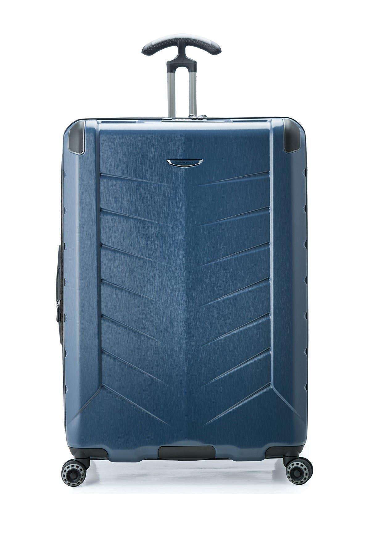 """Image of Traveler's Choice Luggage Silverwood II 30"""" Hardside Spinner Suitcase"""