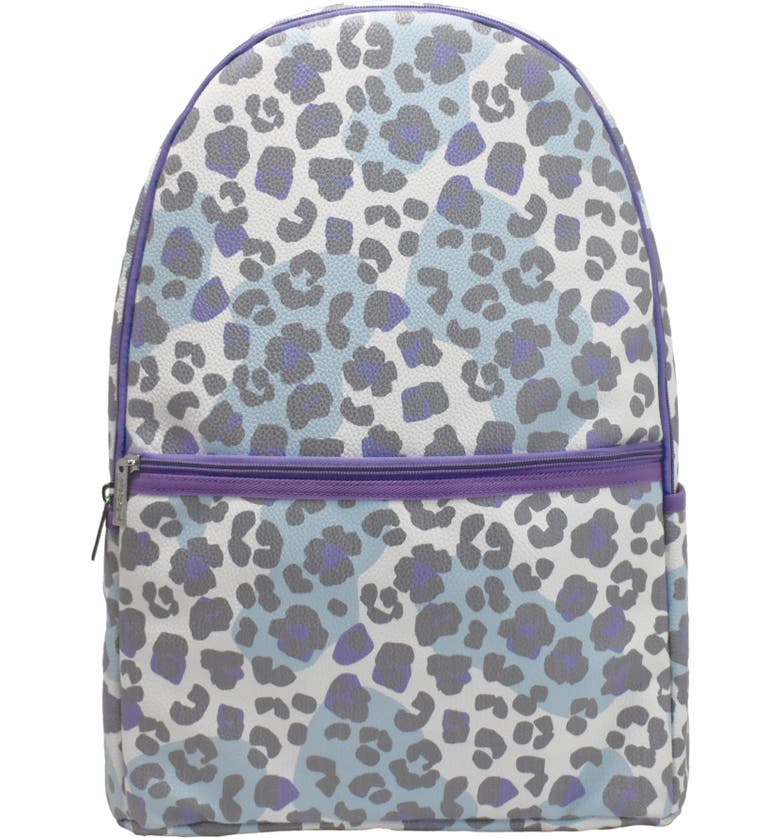 ISCREAM Snow Leopard Backpack, Main, color, MULTI