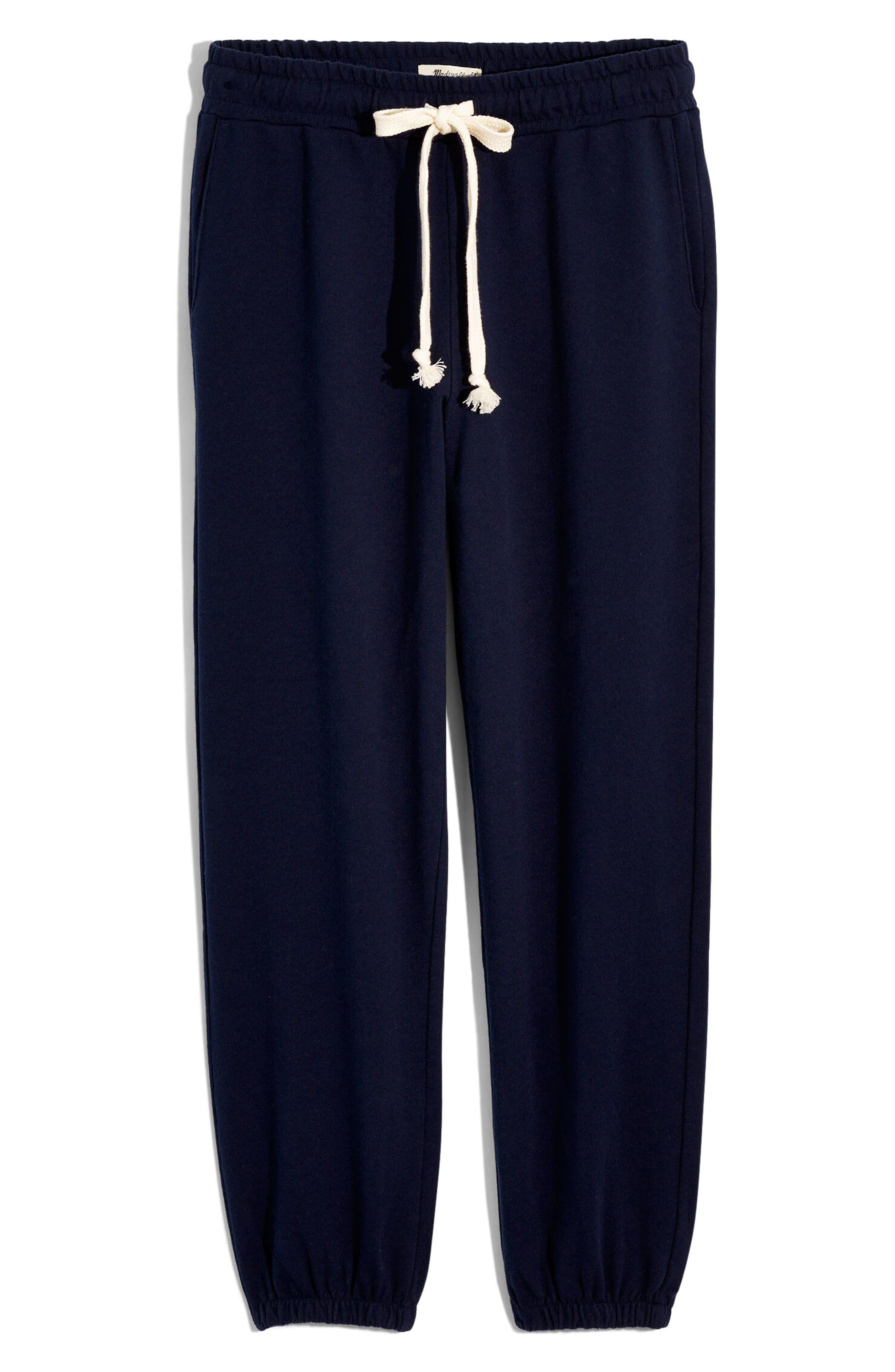 Women's Madewell Trouser Sweatpants