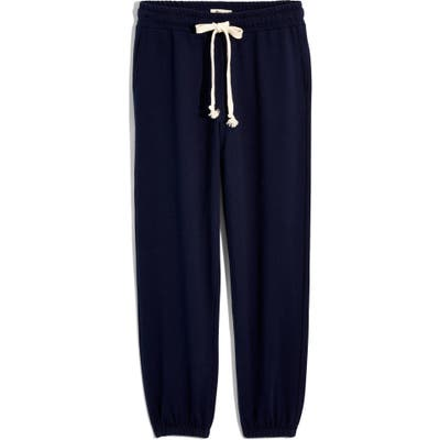 Madewell Trouser Sweatpants, Grey