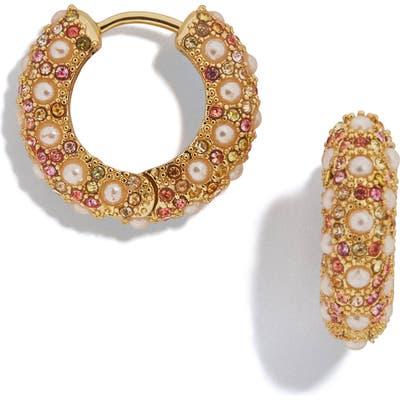 Baublebar Biscay Huggie Hoop Earrings