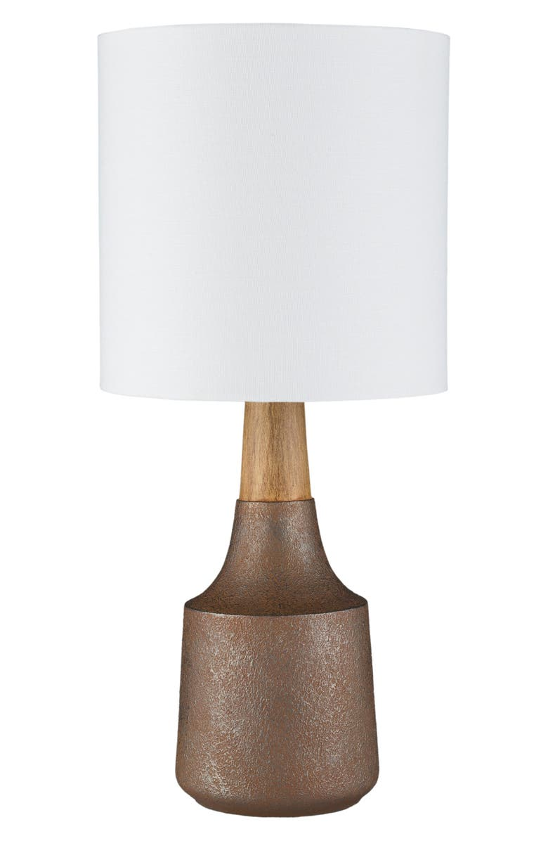 SURYA HOME Suya Home Kent Table Lamp, Main, color, CAMEL