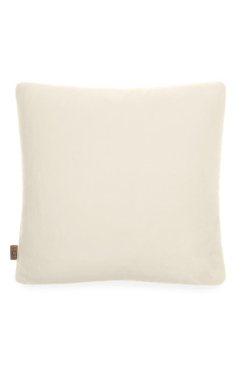 UGG<SUP>®</SUP> Wade Pillow, Main, color, NATURAL