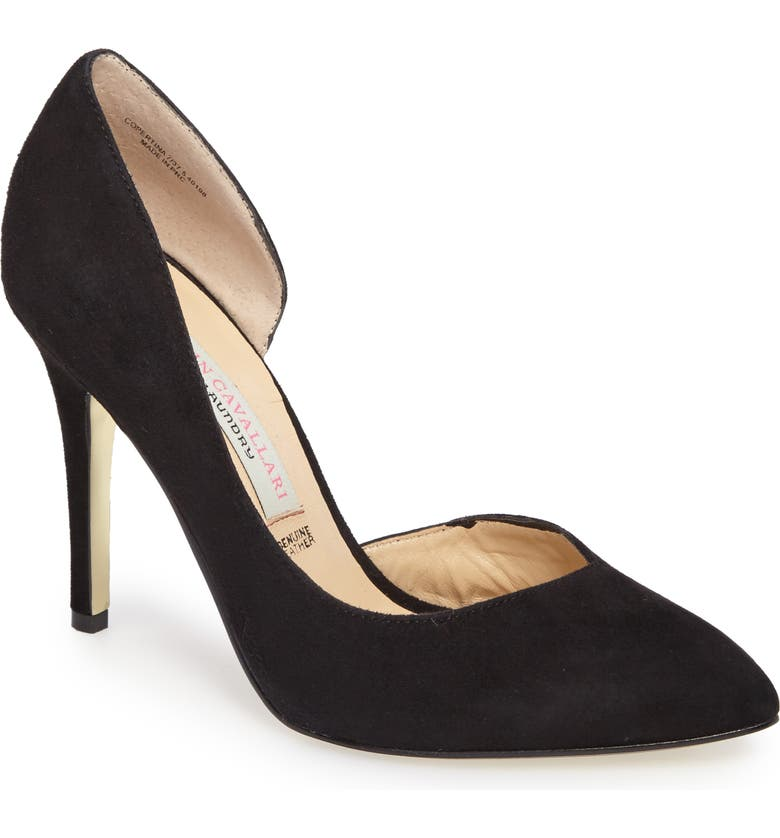KRISTIN CAVALLARI 'Copertina' Pump, Main, color, 002