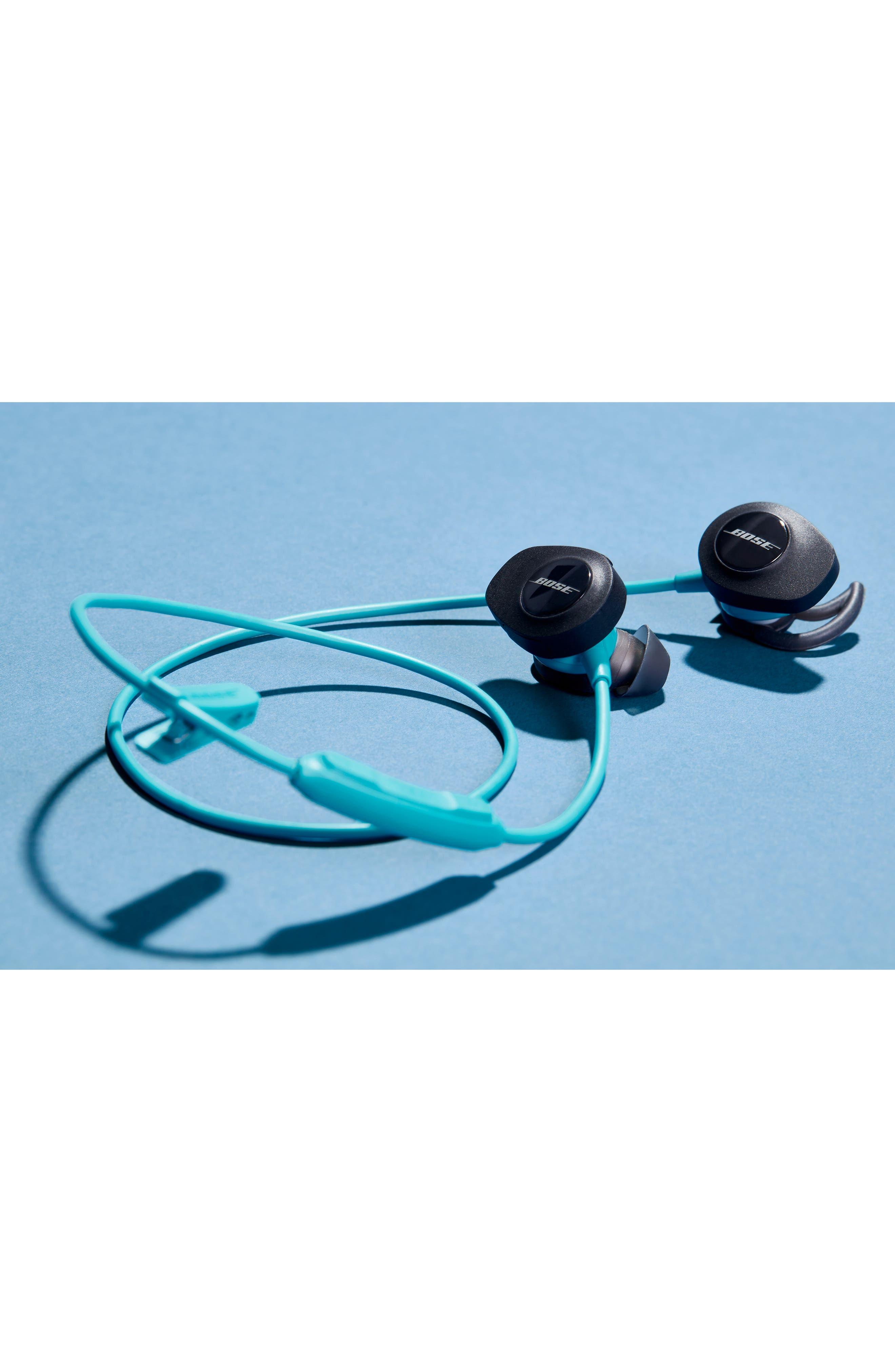 ,                             SoundSport<sup>®</sup> Wireless Headphones,                             Alternate thumbnail 9, color,                             AQUA