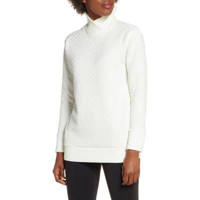 New Balance Heat Loft Pullover, White