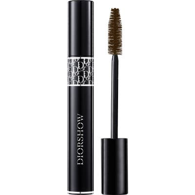 Dior Diorshow Lash-Extension Effect Volume Mascara - 698 Brown