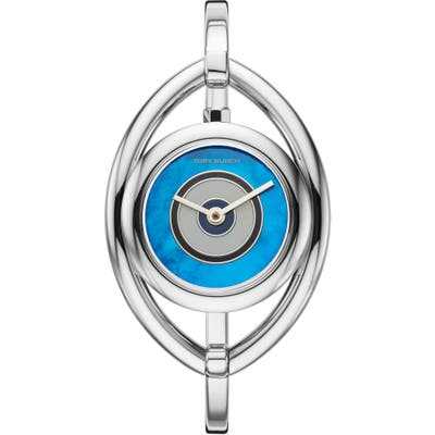 Tory Burch Evil Eye Bangle Watch, 25Mm