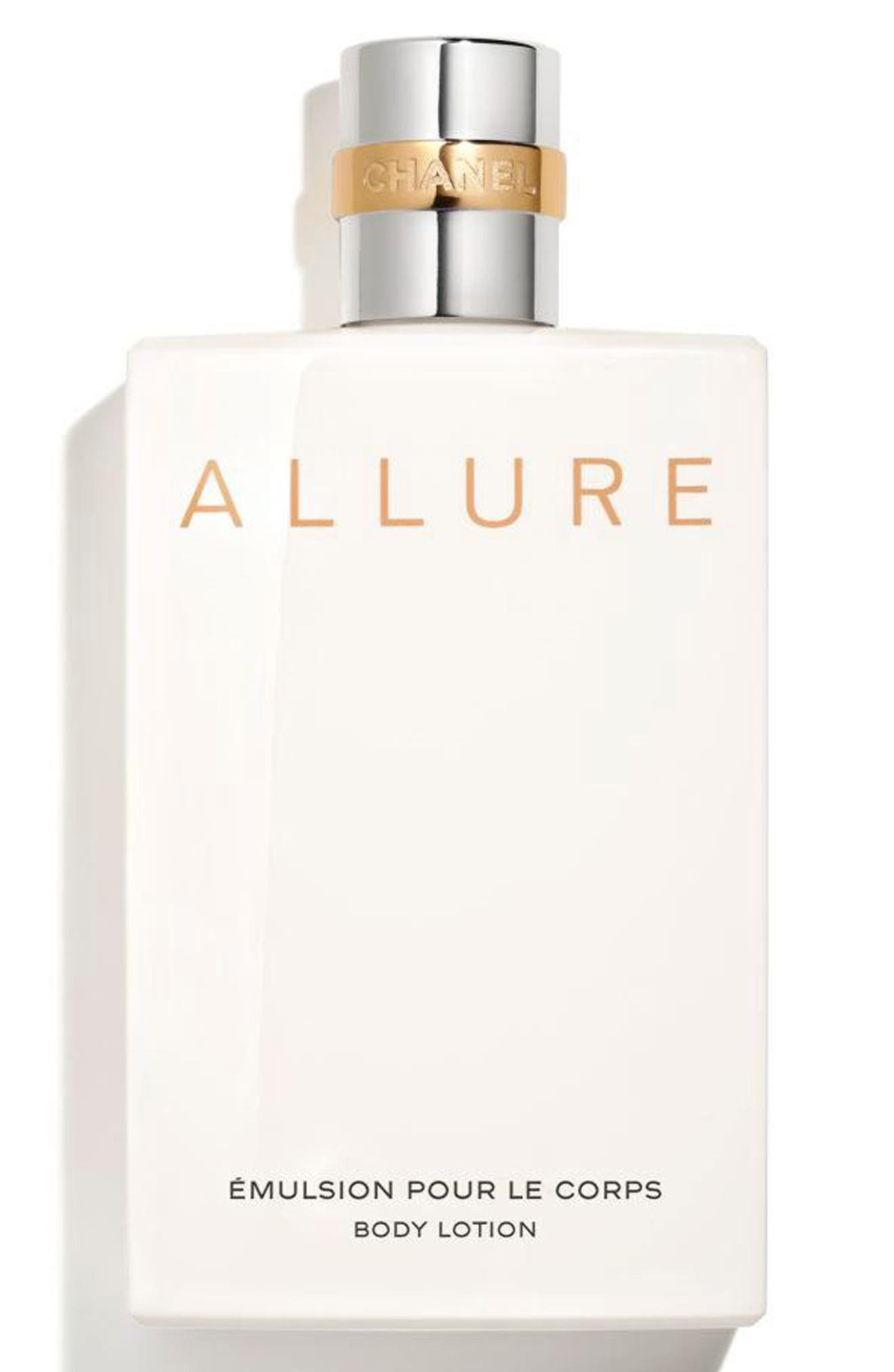 CHANEL ALLURE  Body Lotion | Nordstrom