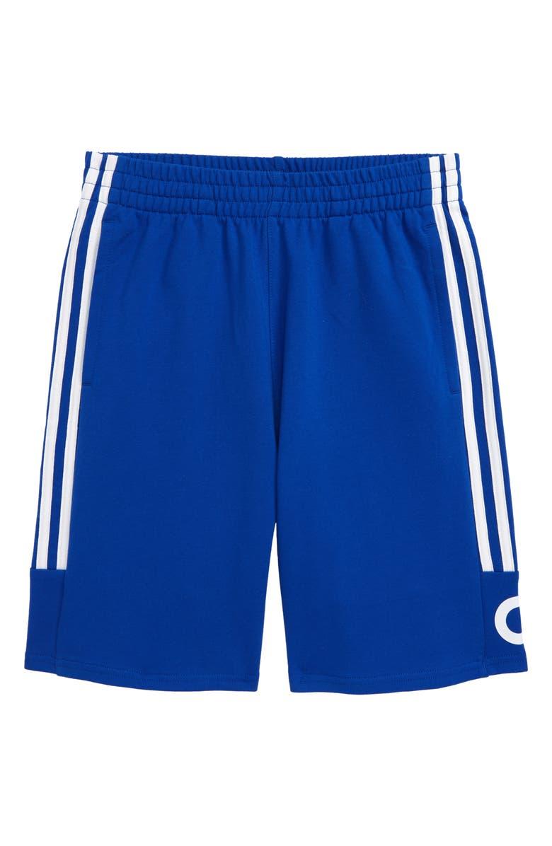 ADIDAS Core Linear Shorts, Main, color, 430