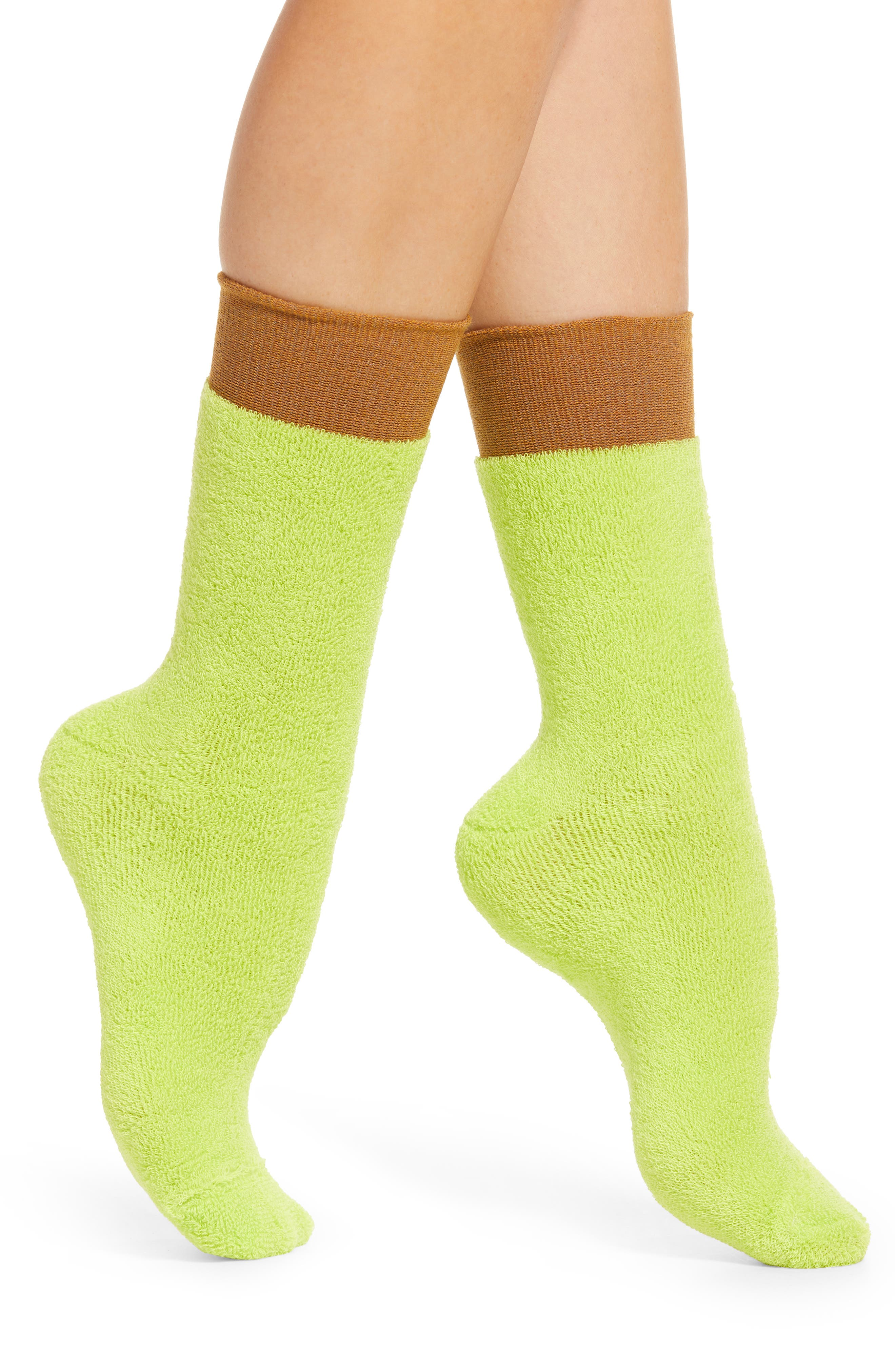 Sporty Colorblock Socks