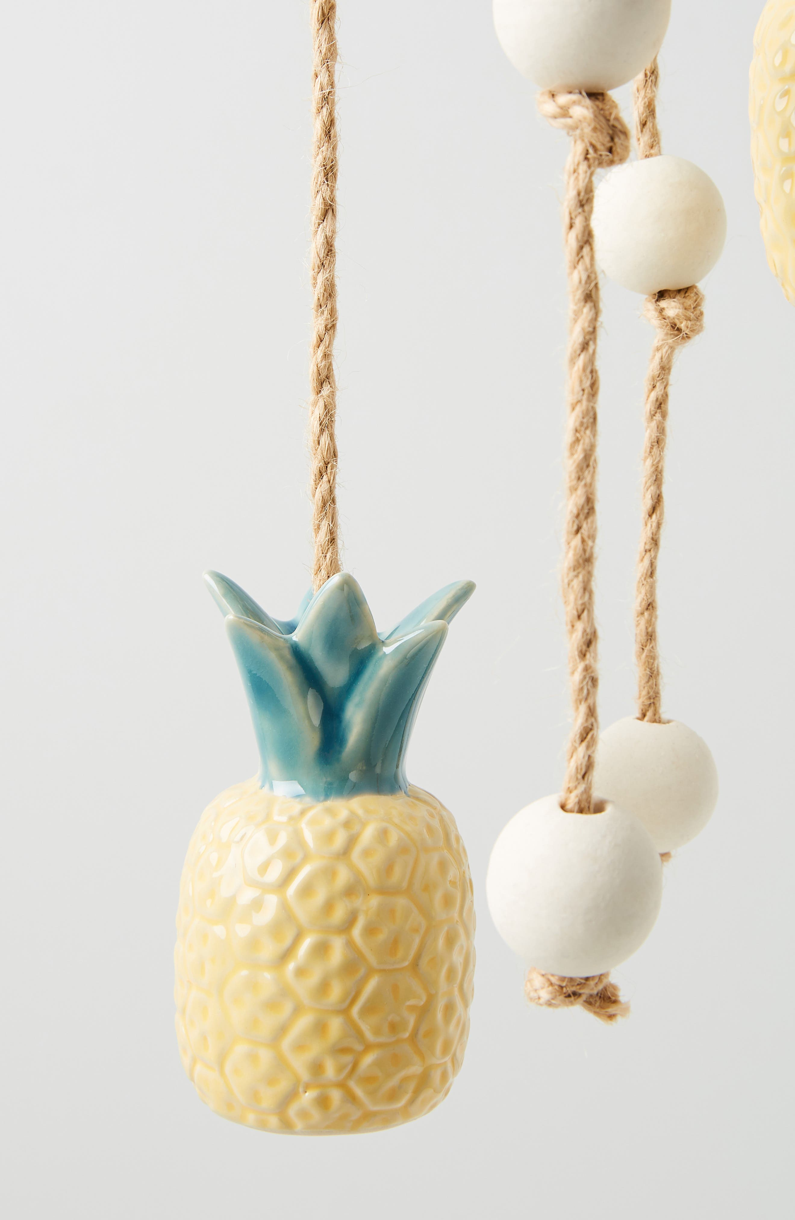 ,                             Pineapple Wind Chime,                             Alternate thumbnail 2, color,                             YELLOW
