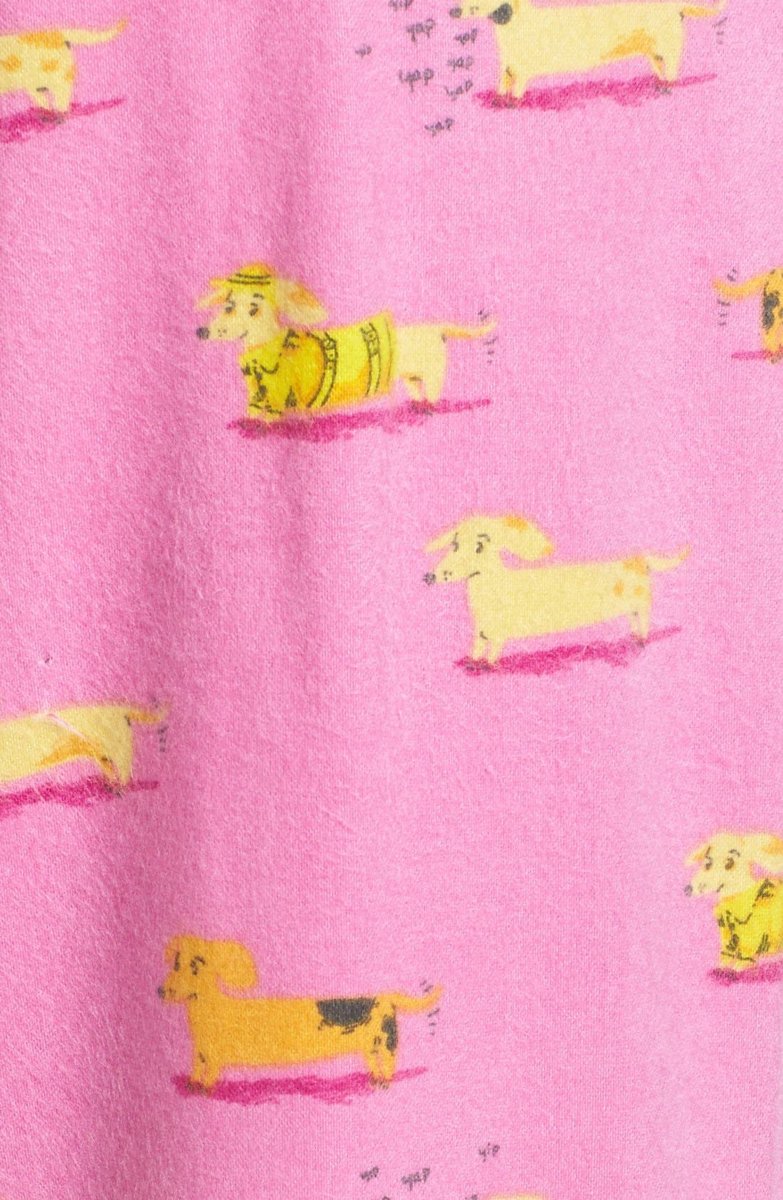 ,                             Flannel Pajamas,                             Alternate thumbnail 74, color,                             651