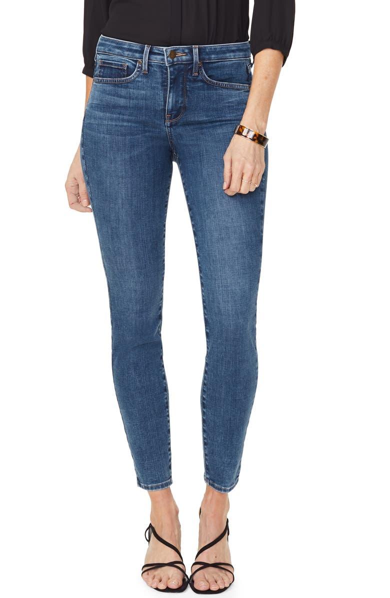 NYDJ Ami Super Skinny Jeans, Main, color, PRESIDIO