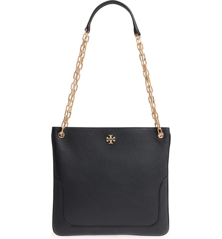 TORY BURCH Marsden Swingpack Leather Crossbody Bag, Main, color, 001