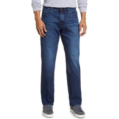 Ag Graduate Slim Straight Leg Jeans, Blue