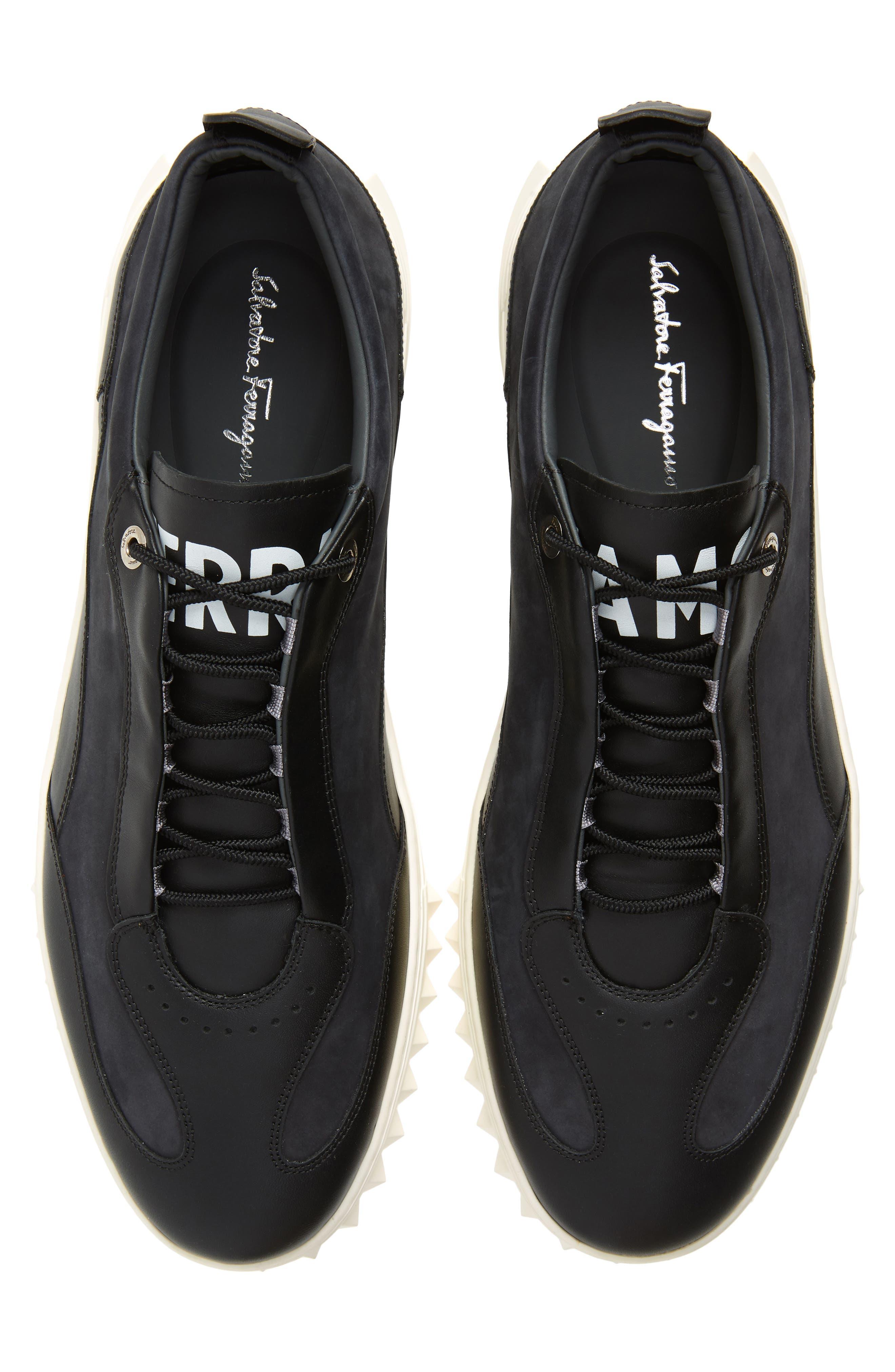Salvatore Ferragamo   Aaron Sneaker