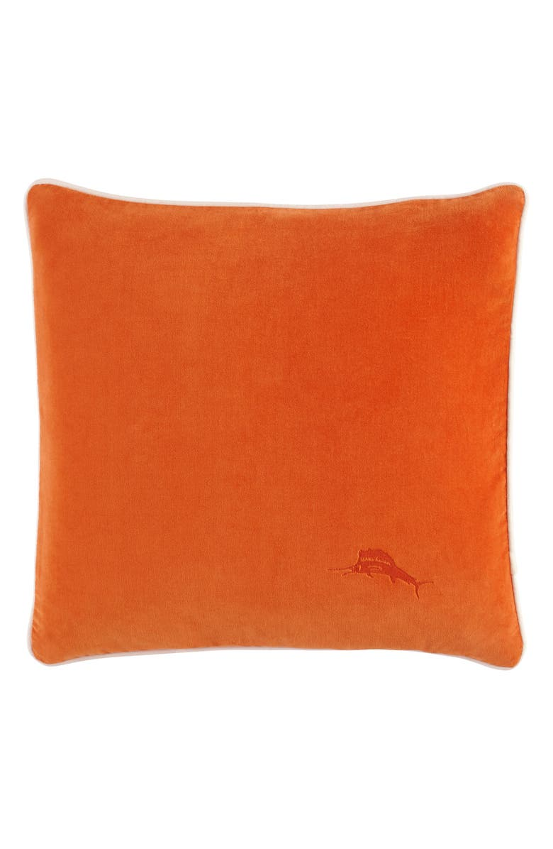 TOMMY BAHAMA San Jacinto Accent Pillow, Main, color, 800