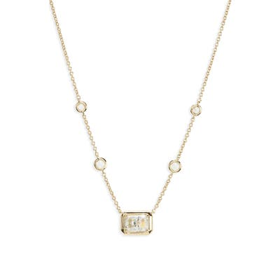 Nadri Mila Cubic Zirconia Necklace